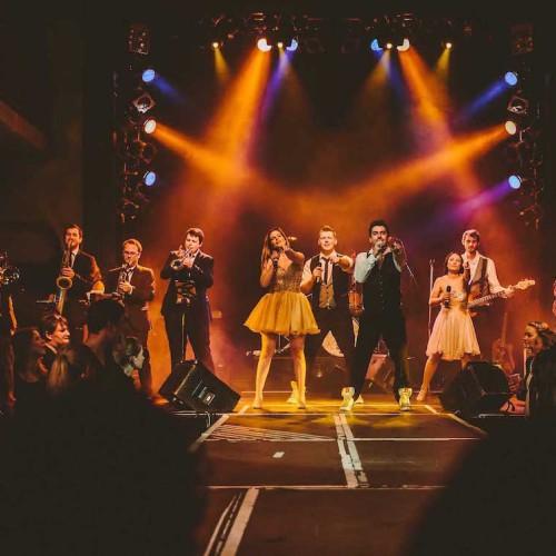 Band buchen - Live-Musik für Firmenfeier, Hochzeit, Party