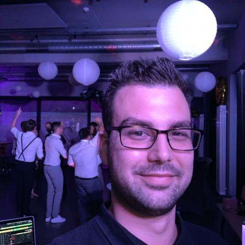 Dj Patrick Lohner - Dein DJ für ein unvergessliches Event.